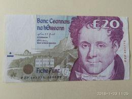 20 Pounds 1992 - Irlanda