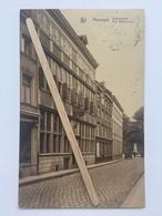 MAESEYCK «Rue Bois-le-Duc  « Animée ,ancien Véhicule,Banque ,Panorama  (NELS). - Maaseik