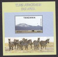 Tanzania, Scott #1617, Mint Never Hinged, Mount Kilimanjaro, Issued 1997 - Tanzania (1964-...)