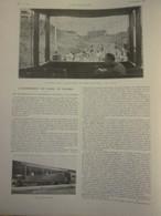 1913  L Achèvement Du Canal De Panama  Balboa écluse De   MIRAFLORES    Pedro Miguel  Colon Gatun Culebra - Non Classés