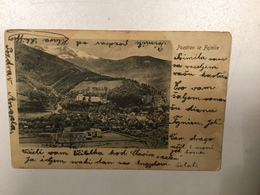 AK  BOSNIA    FOJNICA    SRPSKI MANASTIR  1900 - Bosnia And Herzegovina