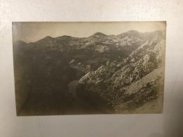 AK  CROATIA   JEZERO  KRUŠĆICA   KRUSCICA   GOSPIC   1923. - Croatia