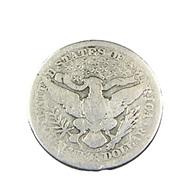 1/4 Dollar - Etats Unis - Barber - 1914 D - Argent - TB - - Federal Issues