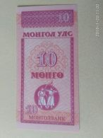 10 Menca 1993 - Mongolia
