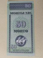 50 Menca 1993 - Mongolia