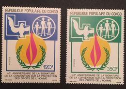 Congo -Brazzaville 1989 - Congo - Brazzaville
