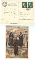 Suisse // Schweiz // Switzerland // Pro-Patria // Carte De La Fête Nationale De 1946 - Cartas