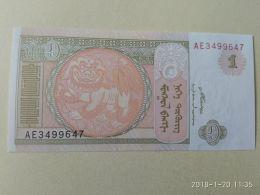 1  Tugriks 1993 - Mongolia