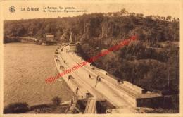 Le Barrage - Vue Générale - La Gileppe - Jalhay