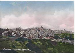 Caltagirone - Panorama Generale - Catania - H732 - Catania