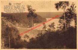 Le Barrage Et Le Lac - La Gileppe - Jalhay