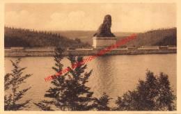 Le Lion Et Le Lac - La Gileppe - Jalhay