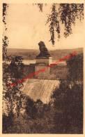 Proportions Du Barrage - La Gileppe - Jalhay