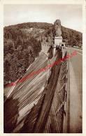 Le Mur Du Barrage - La Gileppe - Jalhay