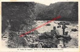 Les Fonds De Quarreux - Pêche à La Truite - Remouchamps - Aywaille