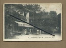 CPA Abîmée  - Saint Brévin L'Océan - Avenue De La Plage - Saint-Brevin-l'Océan