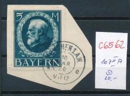 Bayern  Nr. 107 IIA   (c 6562 ) -siehe Bild - Bavaria