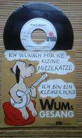Loriot ( Wum's Gesang ): Ich Wünsch Mir Ne Kleine Miezekatze - Vinyl-Schallplatten