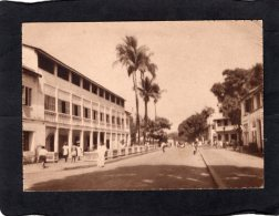 75186    Guinea,  Conakry,  Route Et Hotel Du Niger,  NV - Guinea