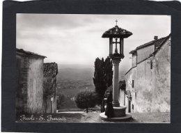 "75187     Italia,  Fiesole,  L""Eglise De S. Francesco,  NV - Firenze"