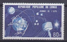 Congo - 1973 -PA N°176 Journée De L'UPU N* MH - Congo - Brazzaville