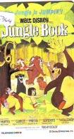 Télécarte Japon DISNEY * 110-193971 * MOVIE POSTER COLLECTION F7 (5364) JUNGLE BOOK ELEPHANT * Japan Phonecard * CINEMA - Disney