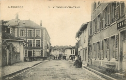 VIENNE LE CHATEAU - France