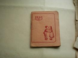 Calendar 1945 Small - Calendars
