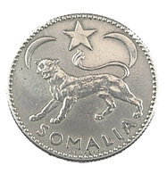 1 Somalo - Somalie - 1950 - Argent - TB+ - - Somalia
