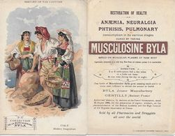 CPA COSTUMES. History Of The Costume. ITALIE. Mofern Neapolitan. Pub, Musculosine Byla. .B295 - Costumi