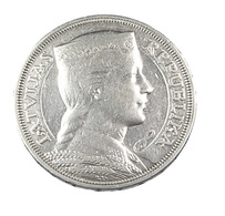 5 Lati - Lituanie - 1931 - Argent - TB+ - - Lithuania