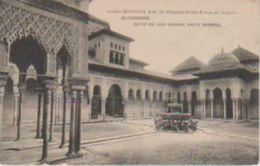 (CPA2678) GRANADA. ALHAMBRA. PATIO DE LOS LEONES ... UNUSED - Granada