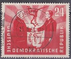 Brk_ DDR - Mi.Nr. 284 - Gestempelt Used - Gebraucht