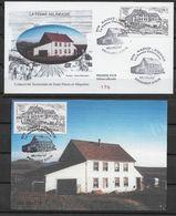 2007  Saint Pierre Et Miquelon  N° 899   FDC Et Maxi-carte .Ferme Delamaire - FDC