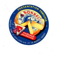 P 943 - ETIQUETTE DE FROMAGE -  BONBEL  FAB. DANS LE LOIR ET CHER - Cheese