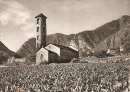Cpsm Andorre Valls D'andorra - Andorra