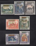 South Arabian Kathiri State 1966 MNH SG #77-#83 Set Of 7 Overprints World Cup Football - Timbres