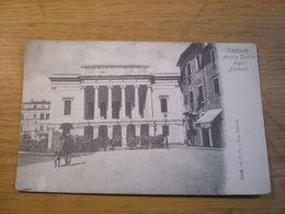 Carrara, Antico Teatro Degli Animosi (L4) - Carrara