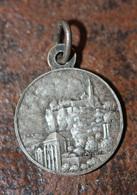 """Pendentif Médaille Religieuse Début XXe """"Notre-Dame De Roc-Amadour / Rocadamour"""" Religious Medal - Religion & Esotérisme"""
