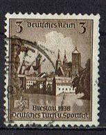 DR 1938 // Michel 665 O (15.533) - Allemagne