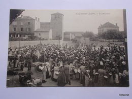 BALBIGNY-Le Marché - France