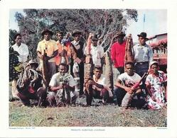 Photo Landry, Pédagogie Pratique 1957 - Nouvelle Calédonie: Produits Agricoles D'Océanie (Taro Et Igname) - Ethnics