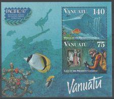 Vanuatu 1997 - Pacific 97 Bf        (g5130) - Vanuatu (1980-...)