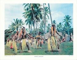 Photo Landry, Pédagogie Pratique 1957 - Nouvelle Calédonie: Danses Canaques (Kanak) - Géographie
