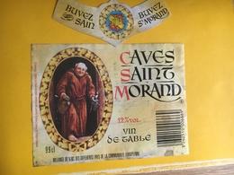 6518 -  Caves Saint Morand Communauté Europèenne 99 Cl - Rouges