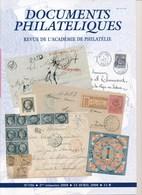 REVUE Documents Philatéliques De L'académie De Philathélie N° 196  Avril  2008 - Magazines