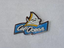 Pin's POISON CAP OCEAN - Animals