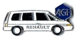 R35 - RENAULT - RESEAU FRANCE - Verso : SM - Renault