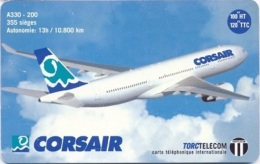 TORC : FR007C 100HT 120TTC CORSAIR A330-200 Airplane USED - France