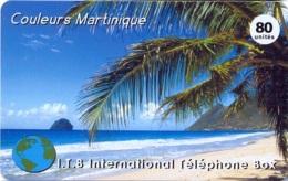 TORC : MAR001 80u TORC Couleurs Martinique USED - Ireland